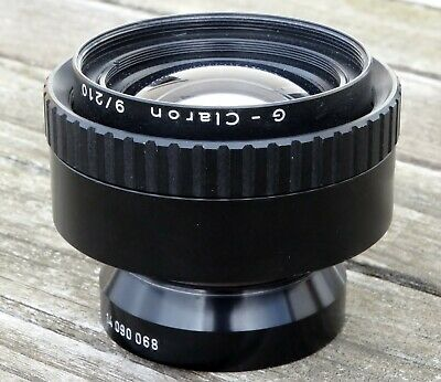 Schneider-Kreuznach G-Claron 210mm f9 Lens - for Large Format Enlarging / Macro