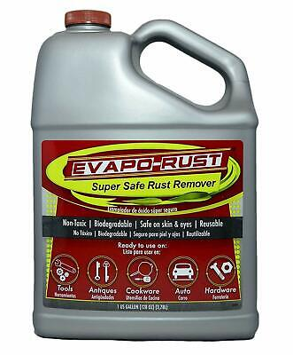Evapo-Rust Multi-Uses Water Based Tools Parts Antique Rust Remover 1 Gallon