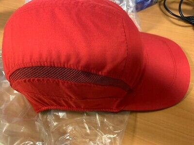 Casquette FIRST BASE III * Protection & Travaux * ROUGE