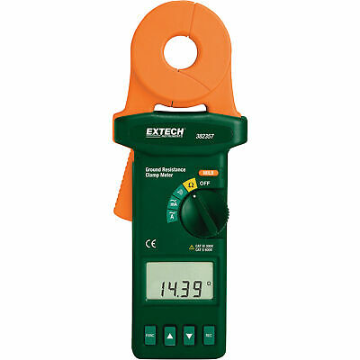 Extech Clamp-On Ground Tester #382357