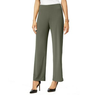ALFANI NEW Women's Wide-leg Pull On Casual Pants TEDO
