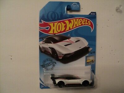 WHITE Box Ship Free 2020 Hot Wheels Aston Martin VULCAN 88//250 FACTORY FRESH