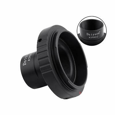 1.25inch Astronomical Telescope Mount Adapter + T2 Ring for Canon/Nikon/Sony