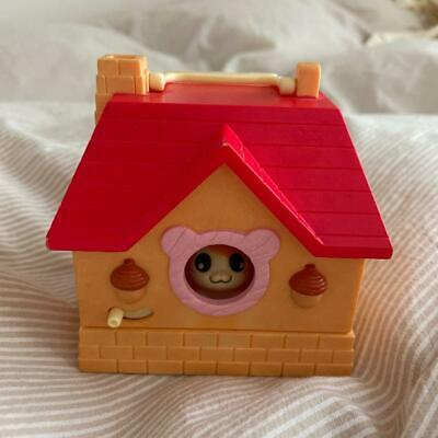 Hamtaro Hamster USED Osampo House free shipping with tracking number