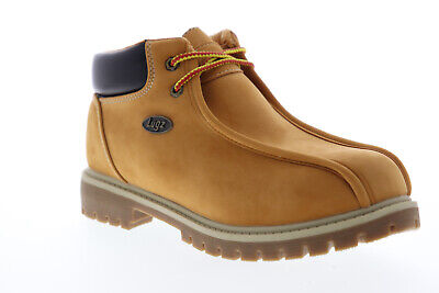 Lugz Pathway 5 MPTW5K-747 Mens Brown Nubuck Casual Dress Boots Shoes