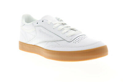 WOMENS REEBOK CLASSICS WMN Club C 85 Lace Suede Low Top