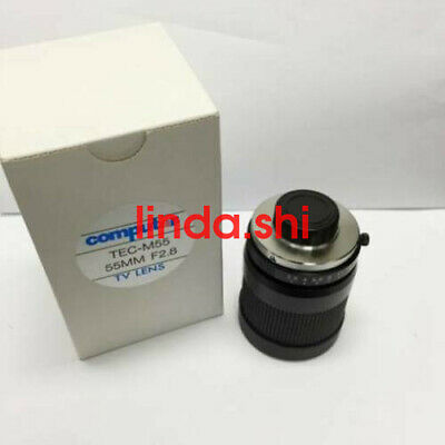 1PC new Computar TEC-M55 Telecentric 55mm Lens Tested