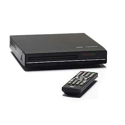 Tesco THDVD19 Hdmi Upscaling Dvd Player Compatible with DVD DVD-RW & CD Black