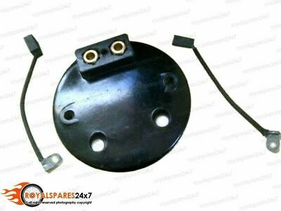 LU200354 Dyno End Cover//Bakelite Central Hole Early