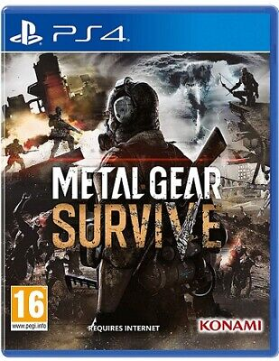 Metal Gear Survive + S.Pack PS4