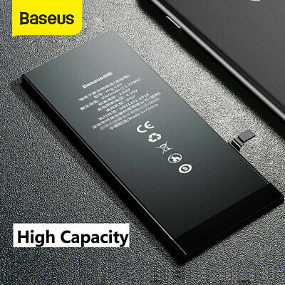 Baseus iPhone Internal Battery Replacement for Apple iPhone 5 5s 6 6S 7 8 W/tool