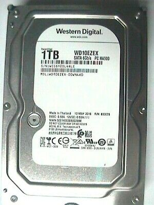 "1Tb Western Digital WD10EZEX  internal 3.5"" SATA 6Gb/s 64Mb HDD 7200rpm"
