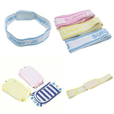 Portable Nappy Fixed Belt Newborn Diaper Buckle Baby Urine Cloth Fixing Belts FM