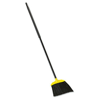 Rubbermaid Commercial RCP638906BLA Jumbo Smooth Sweep Angled - Yellow