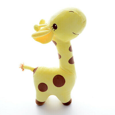 18cm Cute Soft Plush Giraffe Toy for Toddlers & Baby