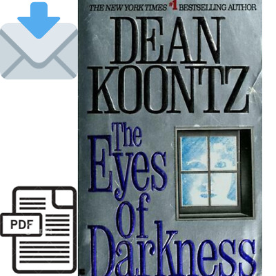 the eyes of darkness by dean koontz EB00k ✅P-D-F✅