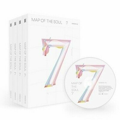 BTS [Map Of The Soul 7] Album CD+POSTER etc Full Package PRE-ORDER BENEFIT