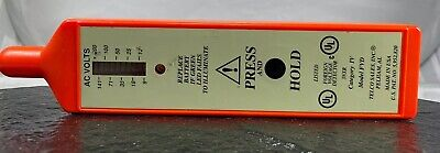 Telco FVD Category IV 3NXR Voltage Detector. PRE-OWNED.
