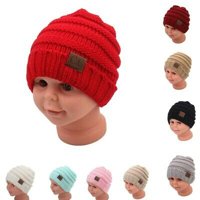 Baby & Toddler Knitted Beanie Boys & Girls