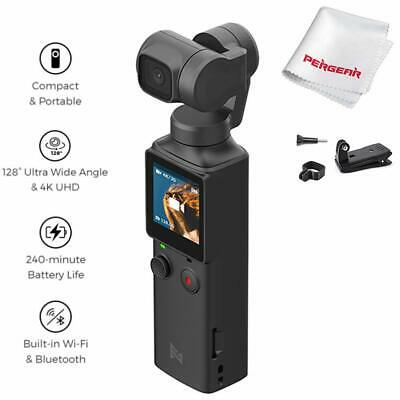 In stock FIMI PALM camera 3-Axis 4K HD Handheld Gimbal Camera Stabilizer+ Gift