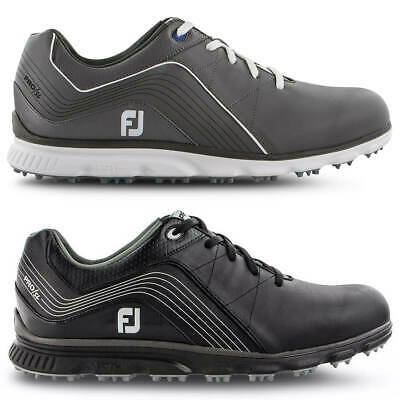 Footjoy Mens Pro SL Waterproof Leather Extra Wide Golf Shoes 47% OFF RRP