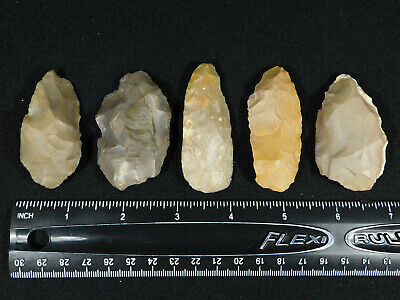 Big Lot of 3,000 to 8,000 Year Old! Neolithic Artifacts! From Dakhla Morocco 121