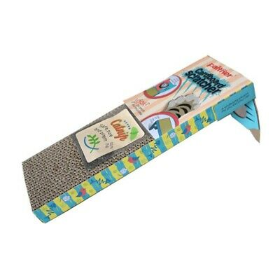 Cat Scratching Post Board Cats Scratcher Bad Pad Kitty Play