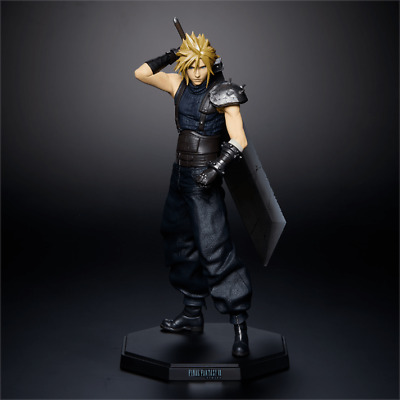 Final Fantasy 7 Remake Lottery FF7 kuji Prize A cloud figurine Square Enix f/s