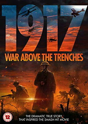 1917 : War Above The Trenches [New DVD]
