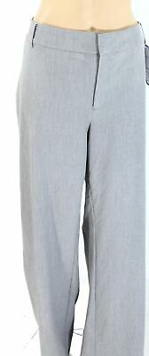 Charter Club Womens Pants Gray Size 22W Plus Dress Relaxed Stretch $79 162