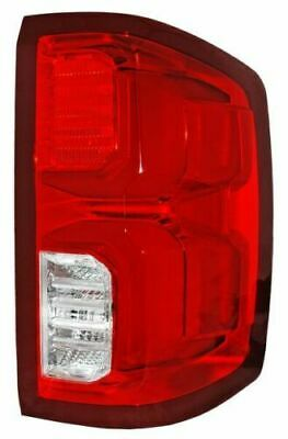 New Taillamp Rh Passenger Side Silverado 16-18 Led 84233586 23416377