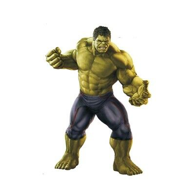 The Hulk Marvel Avenger Superhero Wall Sticker Boys Room Bedroom Cartoon Decals