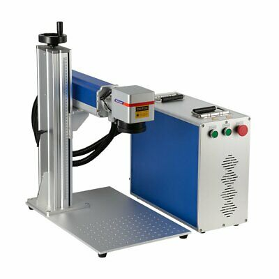 Raycus Fiber Laser Marking Machine for Marking Metal Stainless Steel&Plastic