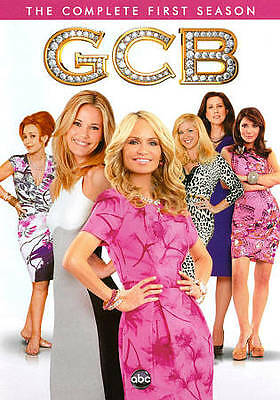 GCB: The Complete First Season (DVD, 2012, 3-Disc Set)