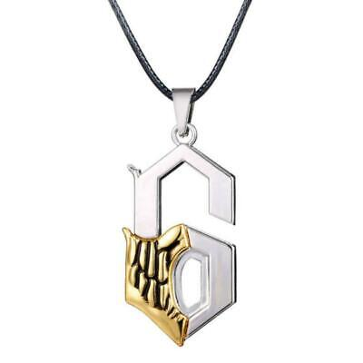 Bleach Bleach Anime Ulquiorra Cifer Necklace 2 Cosplay Costume Us Seller Collectibles Perfectdreambikes Nl