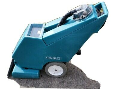 Tennant 1220 Self-Contained Carpet Cleaner/Extractor