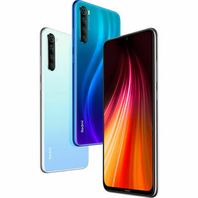 Xiaomi Redmi Note 8 128GB 4GB Smartphone Doppia SIM Versione Global Octa-core