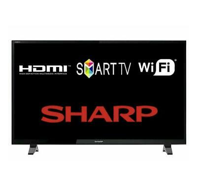 "Sharp LC-40FG2241KF 40"" Smart LED TV WiFi Full HD 1080p Freeview Play HDMI"