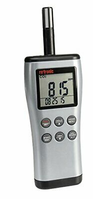 Rotronic CP11 CO2 Mano Medidor Set, Gris