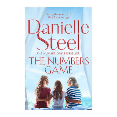 The Numbers Game by Danielle Steel (2020) EB00k ✅P-D-F✅