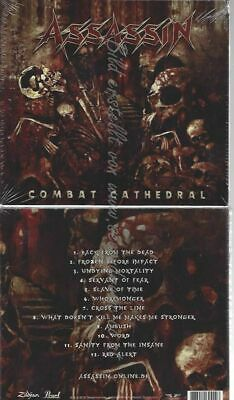 Cd-- Assassin  --Combat Cathedral