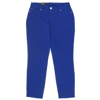 INC NEW Women's Curvy Fit Ponte Faux Front Pockets Skinny Pants TEDO