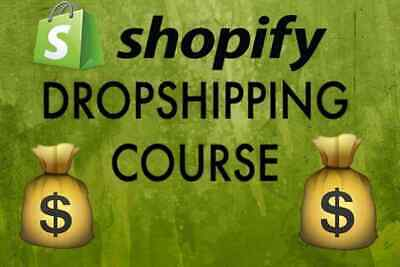 The Complete Shopify Dropshipping Course in 2020