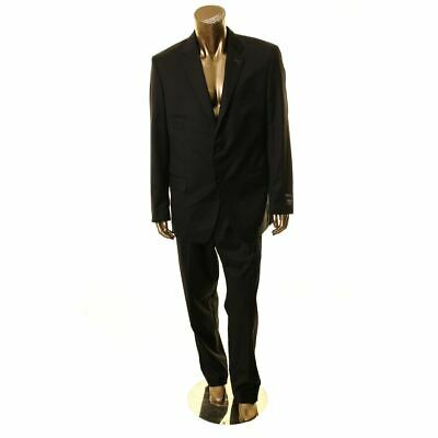 JOS.A.BANK NEW Men's Signature Gold Traditional Fit Superfine Suit 44L/38W TEDO