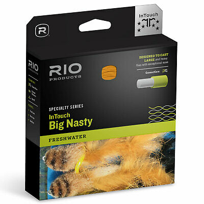 RIO InTouch Big Nasty Midnight Special Fly Line Weight Forward