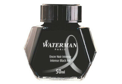WATERMAN Black BlackTranslucent Fountain pen 50 ml 1 pc(s) Ink for S0110710