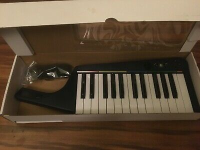 XBOX 360 Rock Band 3 Wireless Keyboard With Strap - OPENED BUT UNUSED