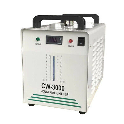 Industrial CW-3000 Water Chiller For 80W 60W CO2 Laser Cutting Engraving Machine