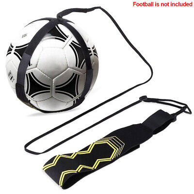Football Soccer Trainer Belt Skills Training Self Equipment Kick Ball Returner