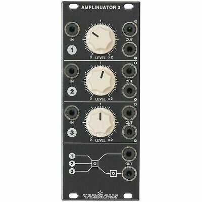 Abstract Data ADE60 Four Stage Mixer /& Attenuator Module